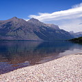 Lake Mcdonald Reflection Glacier National Park 4 by Marty Koch