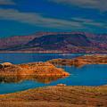 Lake Mead by Izet Kapetanovic