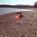 Lake Mendocino by Steven Wirth