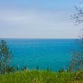 Lake Michigan In May by Jennifer Kohler