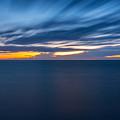 Lake Michigan Long Exposure  by Pravin  Sitaraman