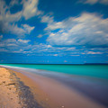 Lake Michigan  by Michael Tucker