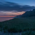 Lake Michigan Morning 1 by Pravin  Sitaraman