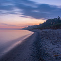 Lake Michigan Morning 2 by Pravin  Sitaraman