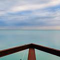 Lake Michigan Prow by John McArthur