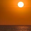 Lake Michigan Sunrise Chicago by Steve Gadomski