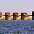 Lake Murray S C 2 by Lisa Wooten