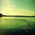 Lake Murray Wake by Janele Wilson