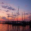 Lake Norman Sunset by Kevin Work