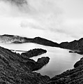 Lake Of Fire - Lagoa Do Fogo by Nelson Mineiro