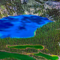 Lake O'hara by Steve Harrington