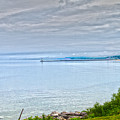 Lake Ontario At Sodus Bay by William Norton