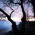 Lake Ontario In March  by Chris Dippel