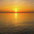 Lake Ontario Sunset by John Black