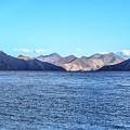 Lake Pangong by Anupam Gupta