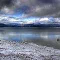 Lake Pend D'oreille At 41 South by Lee Santa