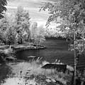 Lake Pend D'oreille by Lee Santa