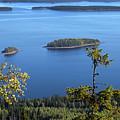 Lake Pielinen by Aivar Mikko