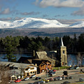 Lake Placid Ny by James Jenks