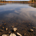 Lake Pomme De Terre In October by Mitch Spence