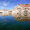 Lake Powell And The Glen Canyon by Gal Eitan