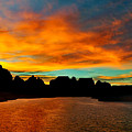 Lake Powell Sunrise by Martin Massari