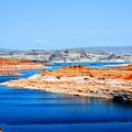 Lake Powell by Susanne Van Hulst
