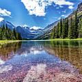 Lake Reflection by Carol Ward