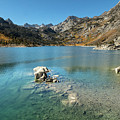 Lake Sabrina by Stuart Gordon