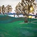 Lake Sullivan by Sanchia Fernandes