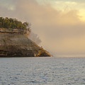 Lake Superior Fogbank by Jack R Perry