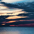 Lake Superior Sunset by Phyllis Taylor