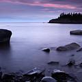 Lake Superior Twilight by Eric Foltz