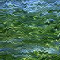 Lake Tahoe Abstract by Carol Groenen