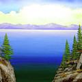 Lake Tahoe by Frank Wilson