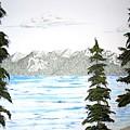Lake Tahoe In Summer by Ed Moore