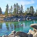 Lake Tahoe by Jack Schultz