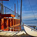 Lake Tahoe Low Water by Jens Peermann
