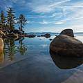 Lake Tahoe Nevada by Dianne Phelps