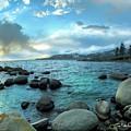 Lake Tahoe, Nevada by Tim Fitzharris