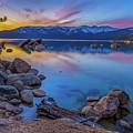 Lake Tahoe Spring Kaleidoscope  by Scott McGuire