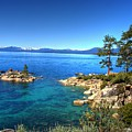 Lake Tahoe State Park Nevada by Scott McGuire