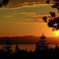 Lake Tahoe Sunset by LeeAnn McLaneGoetz McLaneGoetzStudioLLCcom