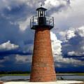 Lake Toho Lighthouse 002  by Chris Mercer