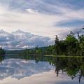 Lake Umbagog, Errol, New Hampshire  -40310 by John Bald