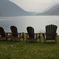 Lake View by Carol Groenen