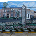 Lake Wales Florida Mural by David Lee Thompson