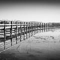 Lake Walkway by Gary Gillette