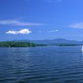 Lake Winnipesaukee Summer Day by John Burk