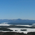 Lake Winnipesaukee View From Mt. Major by Michael Mooney